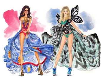 Victoria's Secret Kendall & Gigi