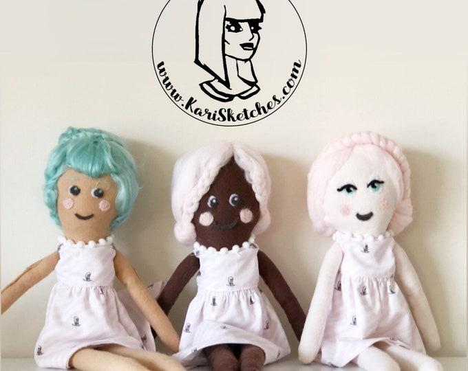 Kari Handmade Doll