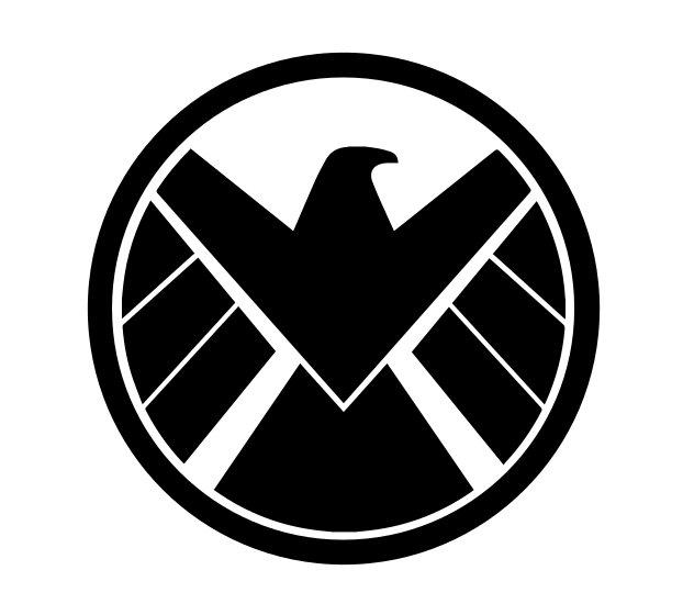 Agents Of Shield Emblem Vinyl Sticker Decal Decorative Etsy
