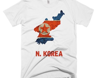 The North Korea T-Shirt (men's fitted)