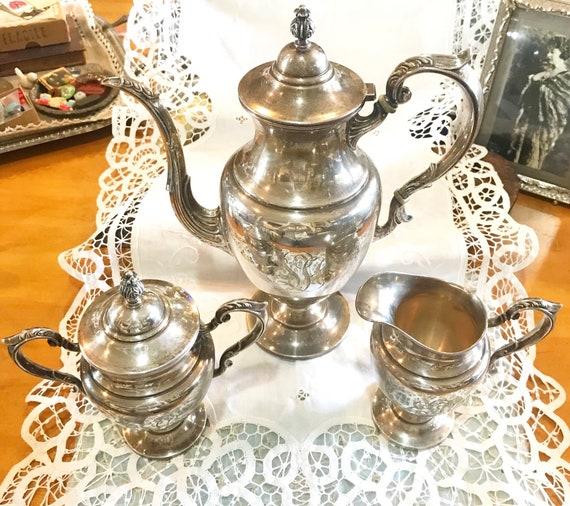 Covered Dish Ware Tea Coffee Pendant Charm 925 Sterling Silver Sugar Bowl