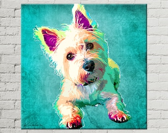 BOHO Pet Portraits