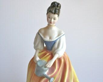 Royal Doulton figurine Alexandra HN 3286 by Douglas V Tootle