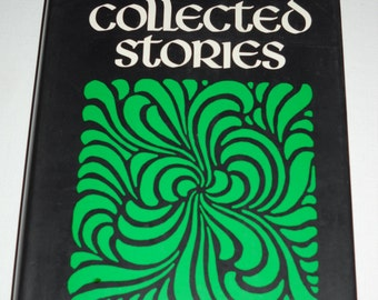 1971 Collected Stories by Mary Lavin  Vintage hardcover book