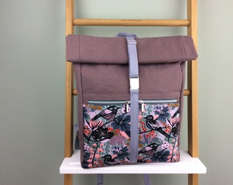 Rolltop backpack Rasmus
