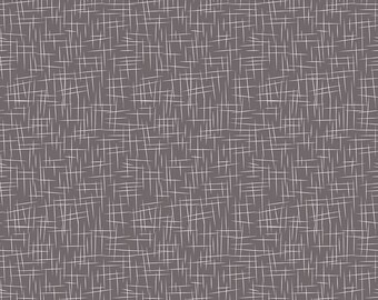 96df48ee4c8 SALE Hashtag Large White on Charcoal - Riley Blake Designs - Dark Gray Grey  - Quilting Cotton Fabric - choose your cut