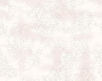 SALE Shabby Cloud by Riley Blake Designs - Crosshatched Lines Specks Shaded Cream - Quilting Cotton Fabric