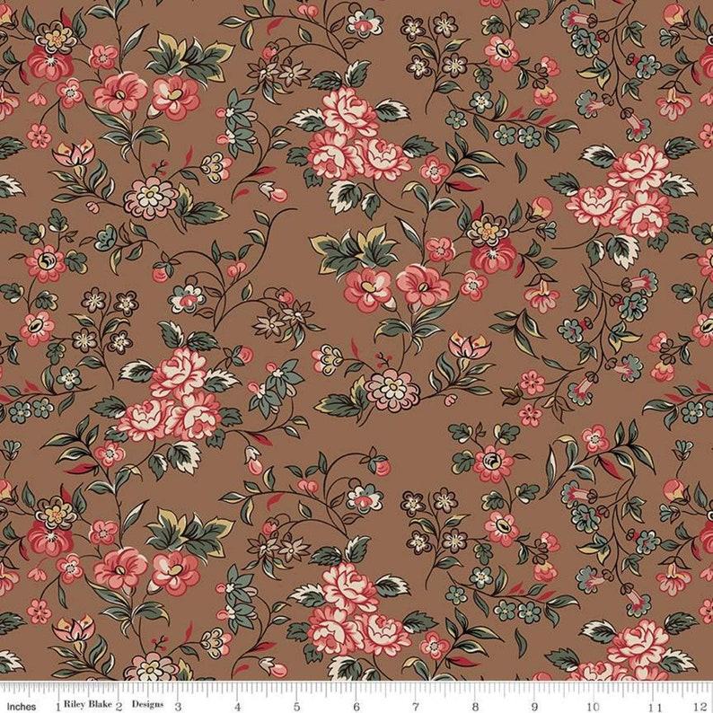 Cut to Size Cassandra By Riley Blake 100/% Cotton Jane Austen at Home