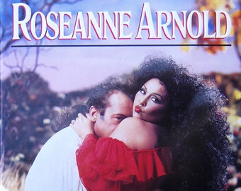 Roseanne Biography Book-Autographed First Edition-1994