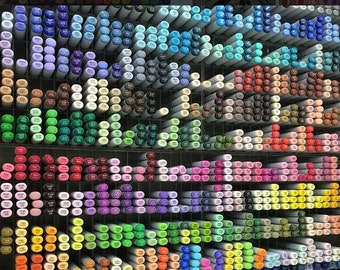 72  Custom Copic SKETCH Marker Pen (Choose Your Own Colors) Japan FREE Express Shipping