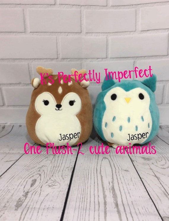 Squishmallow Flip A Mallow New Squishmallows Dawn The Deer Etsy Flip it inside out, and it. squishmallow flip a mallow new squishmallows dawn the deer winston the owl 2 in 1 birthday gift brand new plush plushie
