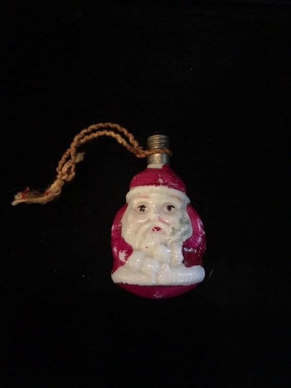 Christmas Bulb Large Chocolate Candy Mold Christmas  2148 NEW