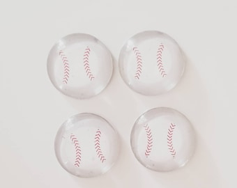 Baseball Magnets, Baseball Player Magnets, Baseball Player Gift, Baseball Lover Gift, Baseball Decor