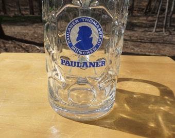 Paulaner Thomasbrau München Mug, Large Beer Mug