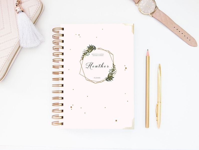 photo regarding Day by Day Planner named 2019 Each day Planner Working day Planner 2019 Planner A5 Planner 2019 Routine Working day by way of Working day Calendar Diary