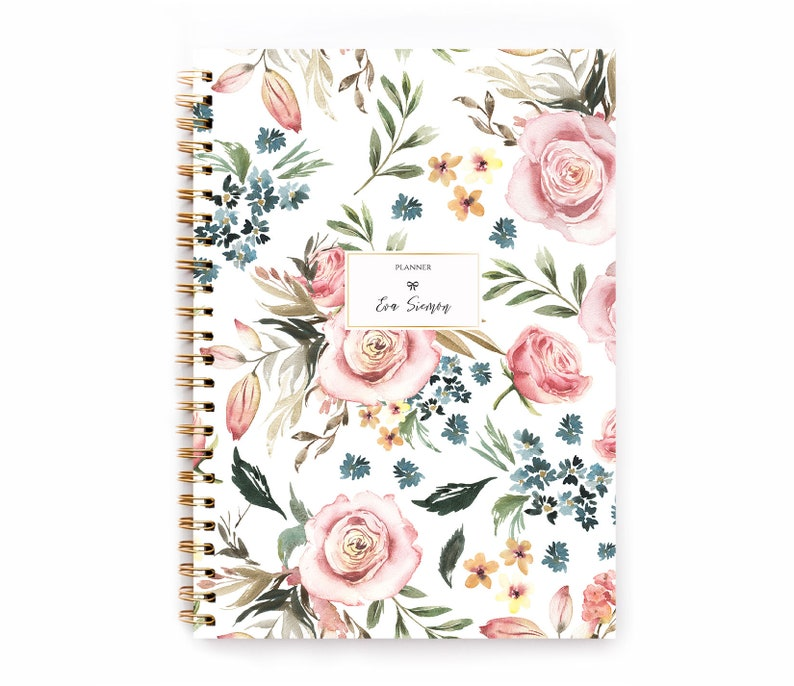 A5  2020 Planner  2021 Planner  Diary 2020  Agenda 2020  image 0