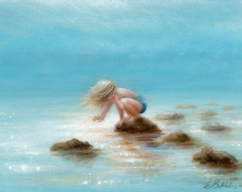 Treasure At Low Tide (Limited Edition Print)