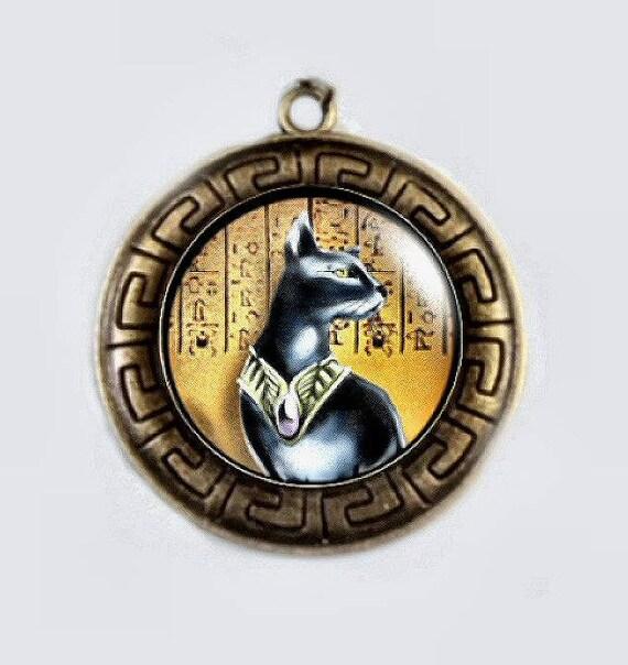Egyptian Bastet Cat Goddess Egyptian Cat Etsy