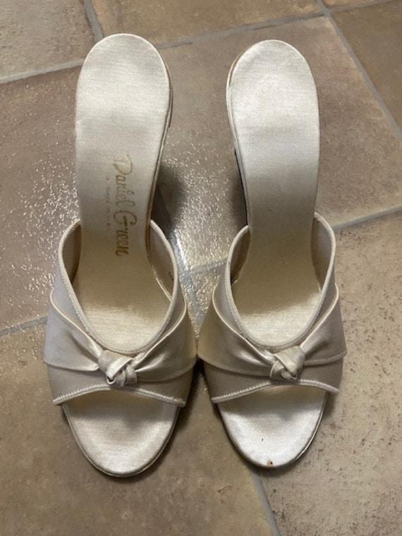 Vintage Daniel Green Boudoir Slippers