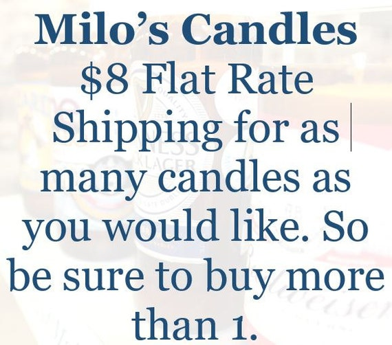Soy Candle 2017 Bud Light Nfl Buffalo Bills Football Beer Etsy