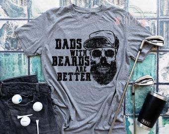 Humor tee Fear the beard Beard lives matter Funny t-shirt