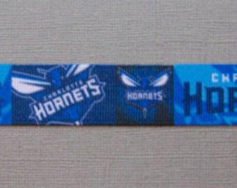Charlotte Hornet Dog Collar - Side Release Buckle (1