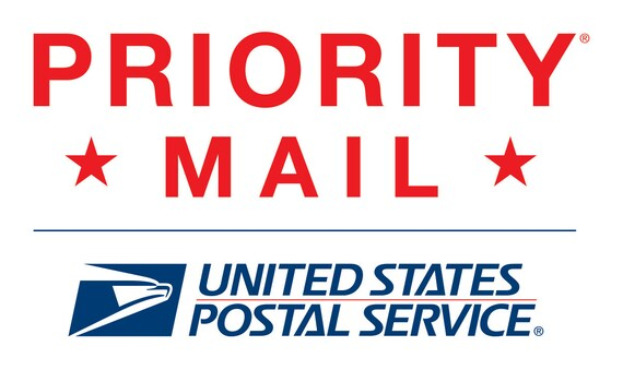 Priority Mail Shipping Upgrade. Upgrade to USPS Priority 1-3 Day Shipping w/Tracking