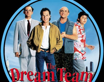 80's Michael Keaton Classic The Dream Team Poster Art custom tee Any Size Any Color