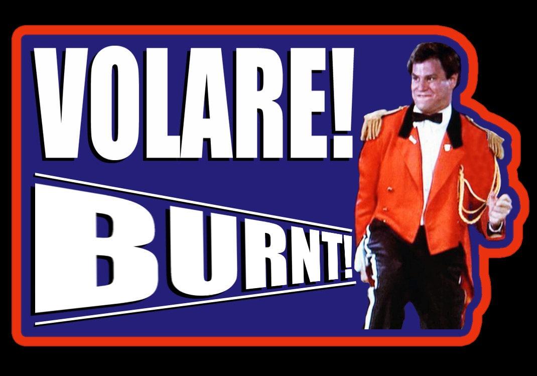 80 ' le s comédie classique le ' Hollywood Knights Newbomb turc «Volare!» personnalisé tee toute taille toute couleur 94a019
