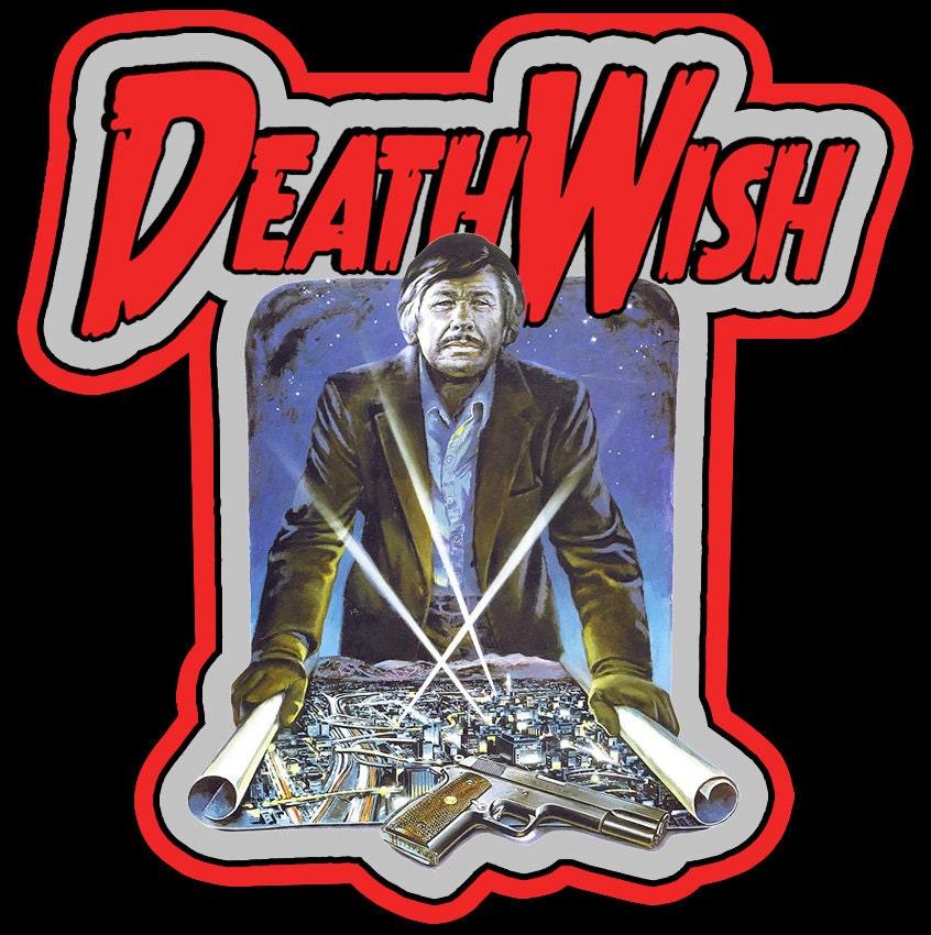 70 ' s Art affiche Death de Wish classique de Death Charles Bronson personnalisé tee toute taille toute couleur c3c479
