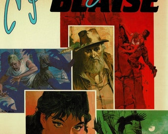 Comics pdf blaise modesty