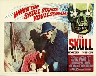 The Skull - 1965 - Original US lobby card  # 3