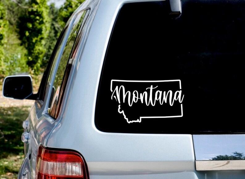 North Dakota Oval Vinyl Decal Die Cut Sticker Bumper Laptop Window Car Auto ND