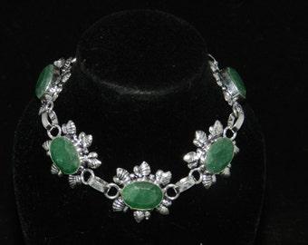 CLEARANCE *Emerald Bracelet