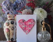 Liberty Patchwork Heart C...