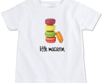 Little Macaron T-Shirt