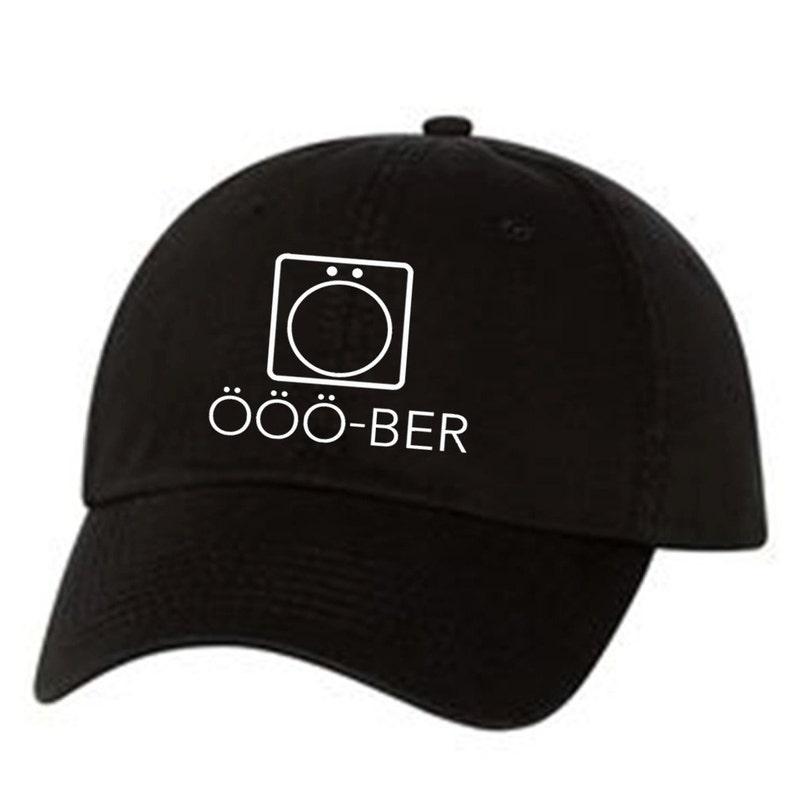 7cb39ebf Gilmore Girls OOO-Ber Logo Baseball Hat Fitted Cap | Etsy