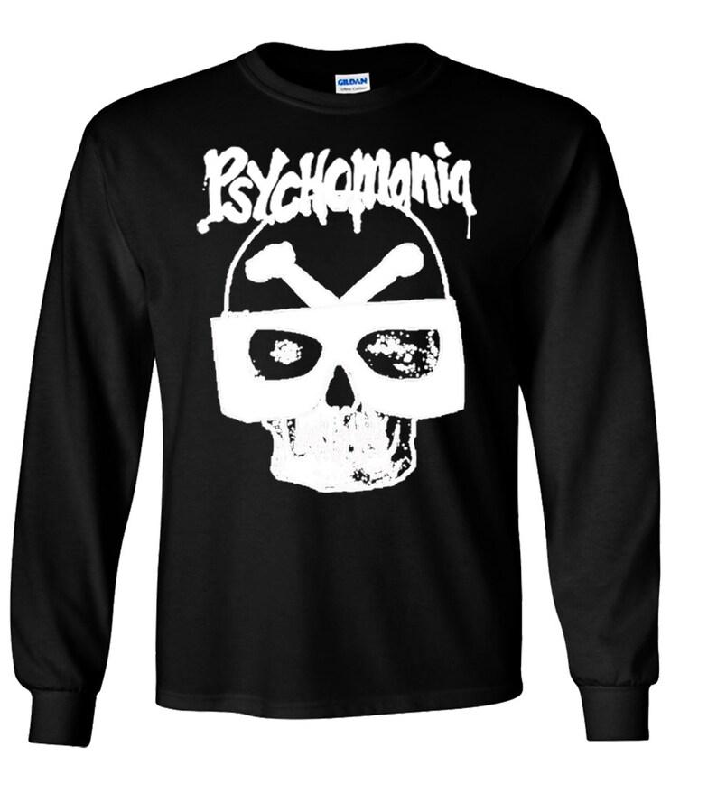 8ac2e269 Psychomania Tshirt | Etsy