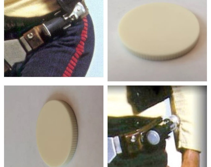 Star Wars ANH Han Solo Kobold Droid Caller Camera Screw Part Replica - Droid Caller Bottom Piece Accessory