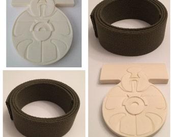 New Design! Star Wars Yavin Medal 1:1 Luke Skywalker Han Solo Unfinished Kit-ANH