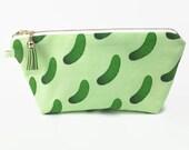 Pickle cosmetic bag, Pick...