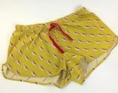 Hotdog pajama shorts, hot...