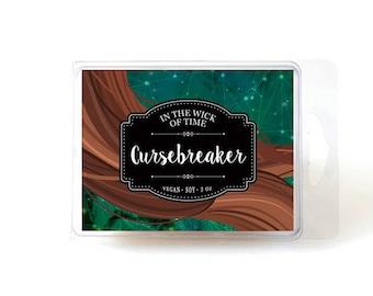 Cursebreaker | Soy Vegan Wax Tart Melts |