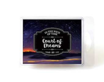 Court of Dreams | Soy Vegan Wax Tart Melts |