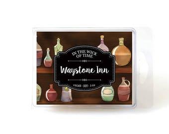 Waystone Inn | Soy Vegan Wax Tart Melts |