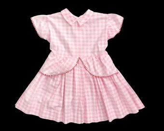 94651e612 60s girls dress