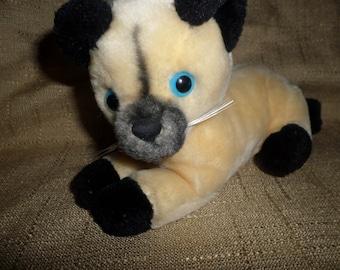 Dakin Siamese Cat plush named Siam 1980