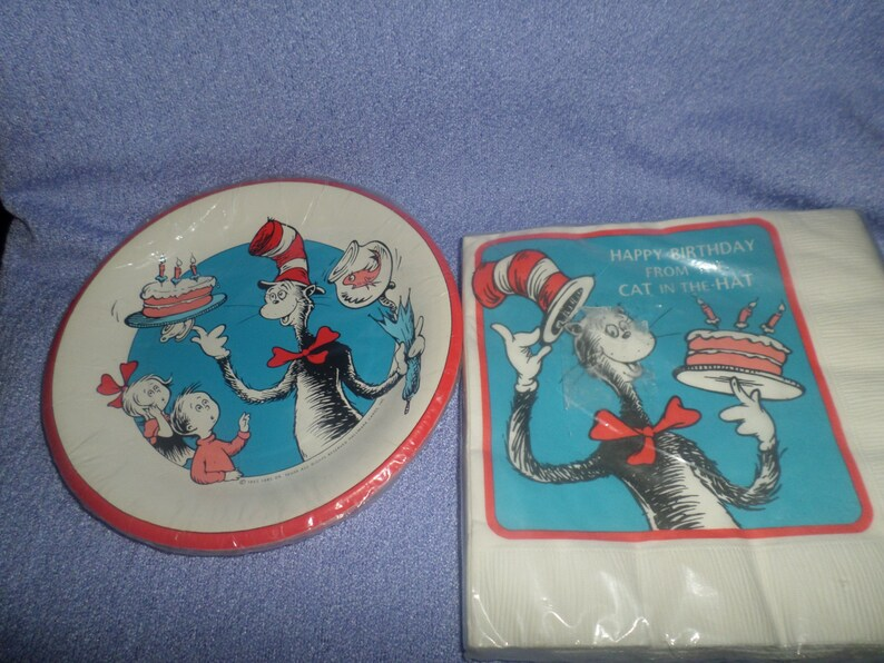 ~ Birthday Party Supplies Cake Vtg 25 PINK PANTHER Color of Cool SMALL NAPKINS