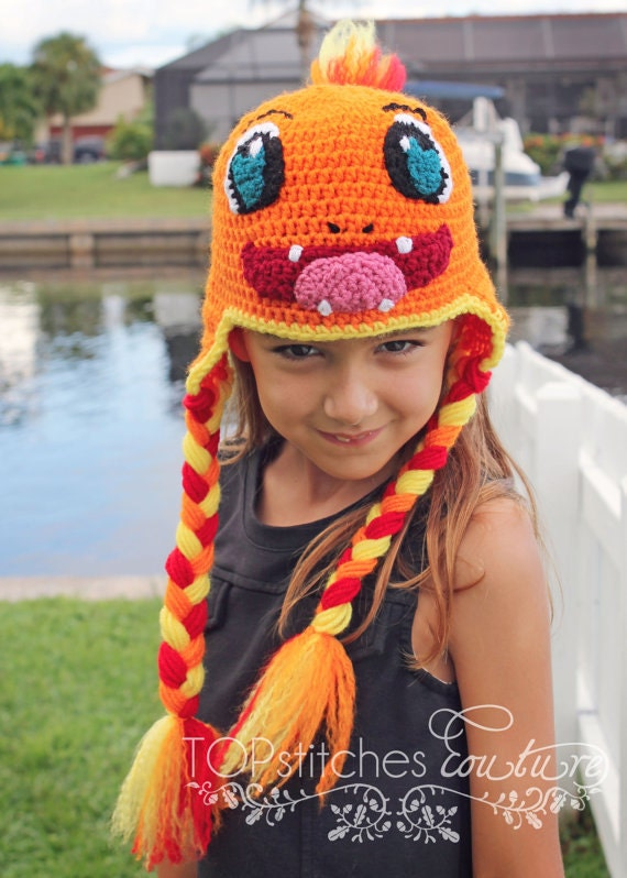 Charmander Pokemon (Free Amigurumi Patterns) | Pokemon crochet ... | 798x570