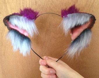 Blackberry Kitten Ears